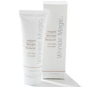 Wrinkle Magic Instant Wrinkle Reducer with Light Concealer