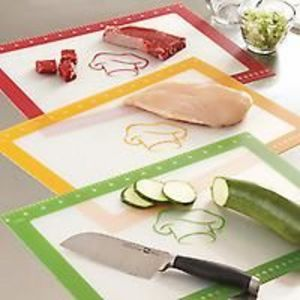 Pampered Chef Flexible Cutting Mats