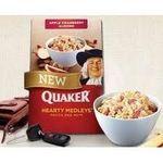 Quaker Hearty Medleys Instant Multigrain Hot Cereal