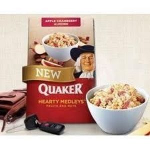 Quaker Hearty Medleys Instant Multigrain Hot Cereal