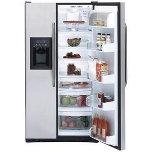GE Energy Star Side-by-Side Refrigerator