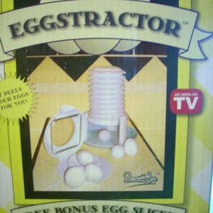 SmartLine Eggstractor as seen on TV
