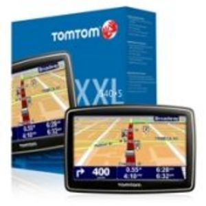 TomTom - TomTom XXL540 with lifetime Maps and traffic