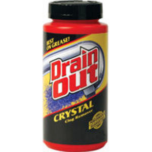 Drain Out Crystal Clog Remover