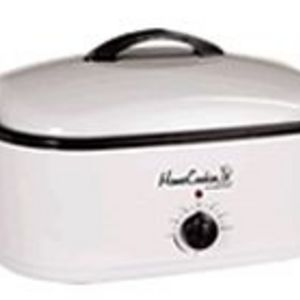WeatherWorks Home Cookin 18-Quart Electric Roaster