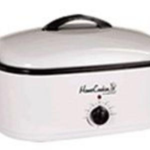 WeatherWorks Home Cookin 18-Quart Electric Roaster