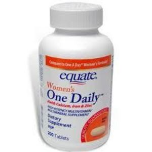 Equate Women's One Daily