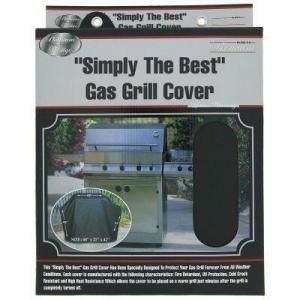 Mr. Bar-B-Q Simply the Best Gas Grill Cover Platinum Prestige
