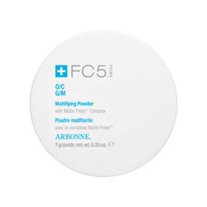 Arbonne FC5 Mattifying Powder
