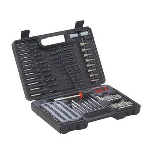 Black & Decker 71-991D - 120 Piece Drilling and Screwdriving Set