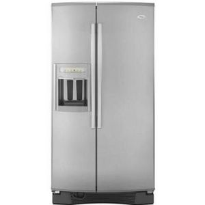 Whirlpool Gold Side By Side Refrigerator Gs6nhaxv