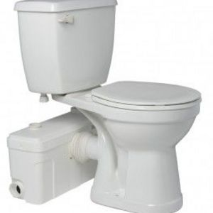 Saniflo Up Flush Toilet