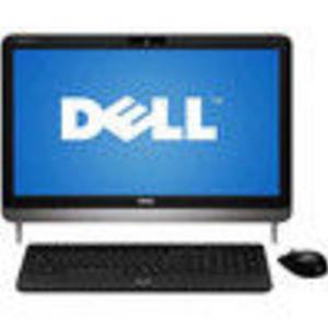 Dell Mercury Silver Inspiron One 2305 All-in-One Desktop PC with AMD Athlon II X2 Processor 250U, 23... (884116052081)