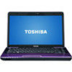 "Toshiba Helios Violet 14.0"" Satellite Laptop PC"