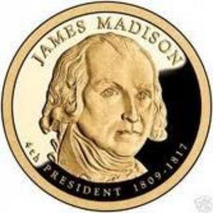 U.S. Presidential Dollar Coins