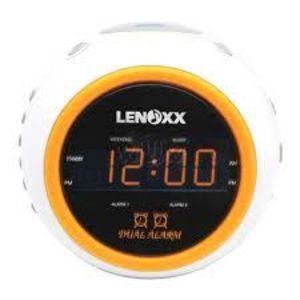 Lenoxx Sound - Dual Alarm Clock