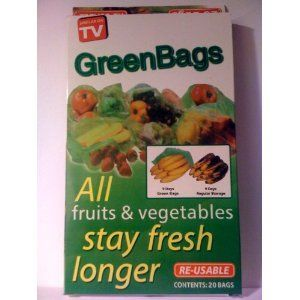 Stay Fresh Produce Bags