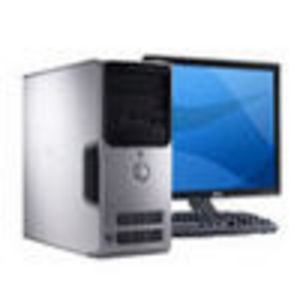 Dell Dimension E521 PC desktop computer