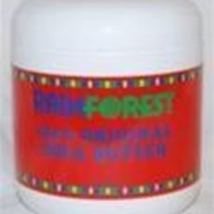 Skin Care Rainforest 100% Organic Unrefined Shea Butter
