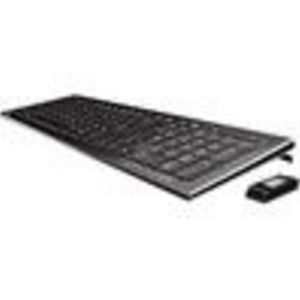 HP All-in-One 2.4GHz Wireless Keyboard and Mouse