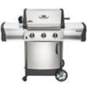 Napoleon BBQ Grills Rolling Grill Propane Gas