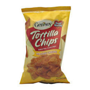 GeniSoy Lightly Salted Tortilla Chips