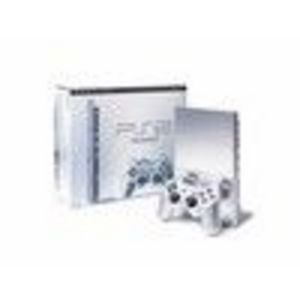 Sony PlayStation 2 Silver Console