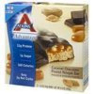Atkins Advantage Protein Bar Caramel Chocolate Peanut Nougat