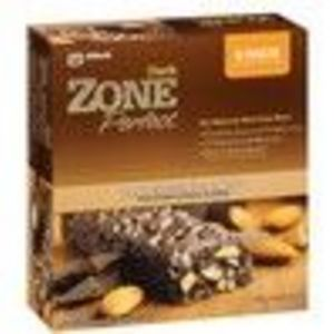 Zone Perfect Dark Chocolate Nutrition Bars, Almond