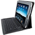 Kensington KeyFolio Bluetooth Keyboard and Case Stand, Replacement Keyboard for iPad -