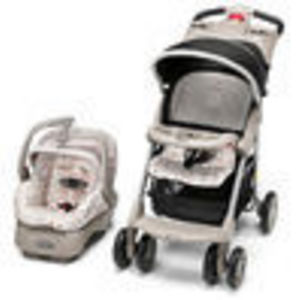 Evenflo Aura Traditions Travel System Stroller - Safari Trek