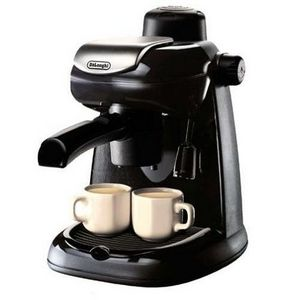 DeLonghi Steam-Driven 4-Cup Espresso and Cappuccino Machine