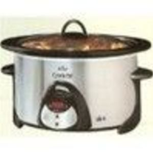 Rival SCVC651-F 6.5-Quart Slow Cooker