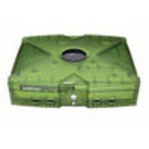 Microsoft Xbox (8 GB) Black, Green Console