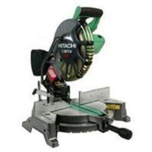 """Hitachi 10"""" Compound Miter Saw (with Laser Marker) - C10FCH"""