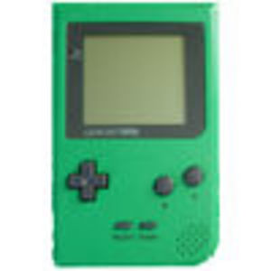 Nintendo Game Boy Pocket Green Console