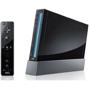 Nintendo Wii Console - Black