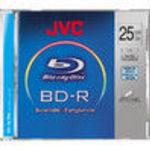 JVC Blu-rayTM Write-Once Disc - Single (BVR25A) BD-R Media