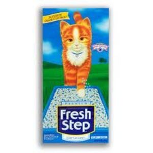 Fresh Step Premium Clay Cat Litter