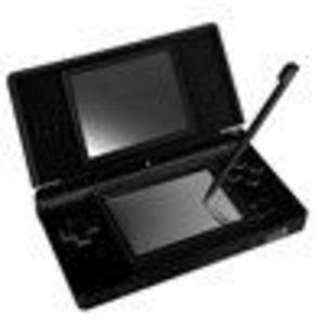 Nintendo DS Black Console