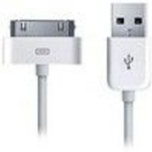 Cellet USB Data Cable For Apple iPhone 3G / 3GS/ 4 iPad