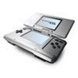 Nintendo - DS Black, Silver, White Console