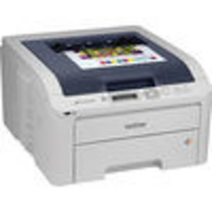 Brother Compact Digital Color with Wireless Networking Laser Printer