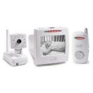 "Summer Infant Day & Night Baby Video Monitor Set with 5"" Screen and Extra Audio Unit"
