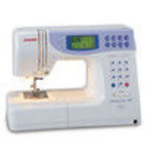 Janome Memory Craft 4900QC Mechanical Sewing Machine