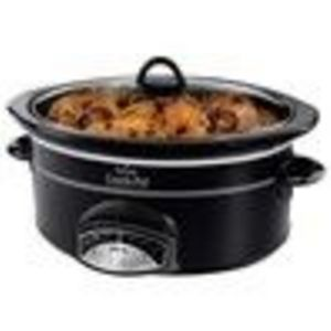 Rival SCVP603 6-Quart Slow Cooker