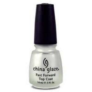 China Glaze Fast Forward Top Coat