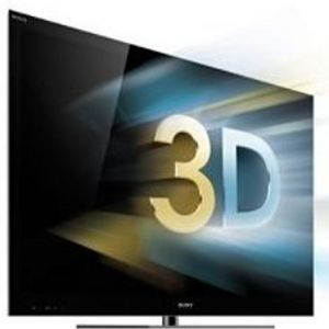 Sony 46 in 3D LCD TV
