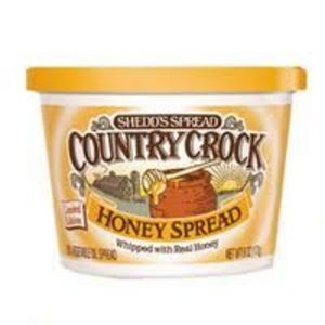 Country Crock Honey Spread Margarine