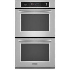 KitchenAid Architect II KEBS207S Electric Double Oven